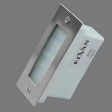 021-(5906S)3000K-LED2W Cветильник  4,5см*11см