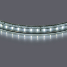 402034 Лента 220V LED 3014/120Р 10мм 10-12Lm/LED White 100m/box 4200-4500K нейтральный белый цвет