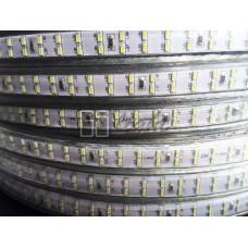 Герметичная светодиодная лента SMD 3014 240led/m 220V IP67 White