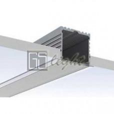 Встраиваемый алюминиевый профиль AN-P276