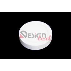 Ультратонкий накладной LED светильник KH-PL-R025-9W-W-SD DesignLED