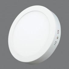 702R-18W-4000K Светильник накладной,круглый,LED,18W